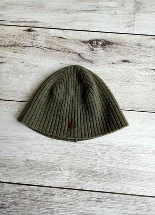 Оригінальна шапка polo ralph lauren