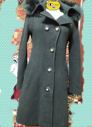 Зимние пальто женское