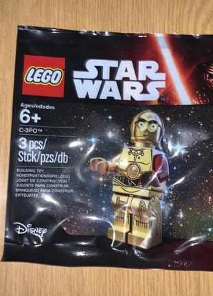 Минифигурка LEGO Star Wars C-3PO (5002948)