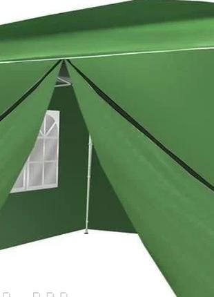 ТОРГОВЫЙ ПАВИЛЬОН палатка торговий павільйон садовий шатер 3*3 Шв