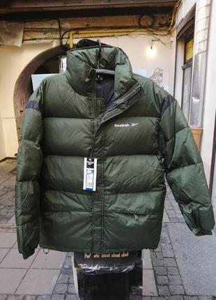 Пуховик куртка reebok