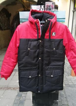 Куртка парка парка тарас зима new (wind proff) пуховик зимняя ...