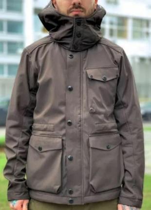 Парка куртка зимова з лінзами c.p company