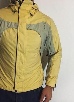 Мужская куртка (ветровка) nike ( найк мрр идеал оригинал желто...