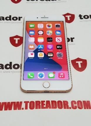 Apple iPhone 8 plus 256gb Gold R-sim 340$ 7/X/XS/XR/11/SE 2/Pr...