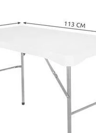 Складной стол туристический 113 см + 2 скамейки Польша польша