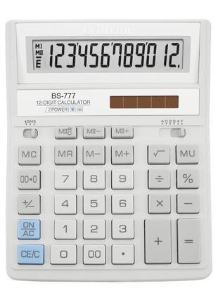 Профессиональный калькулятор Brilliant BS-777
