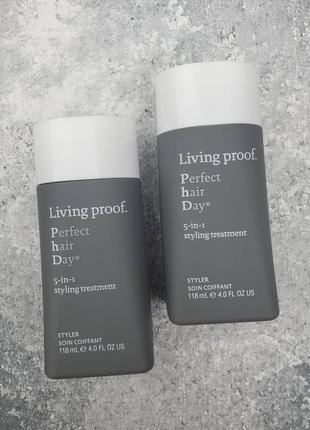 Маска для волос 5 в 1 living proof perfect hair day 5in1 styli...