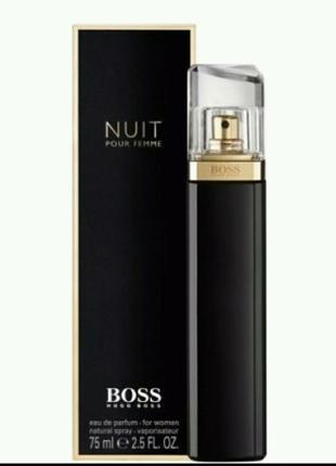 Hugo Boss Nuit pour Femme EDP 75 ml женский парфюм