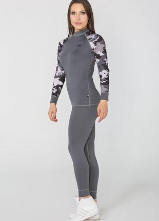 Женское спортивное лыжное термобелье radical shooter + балакла...