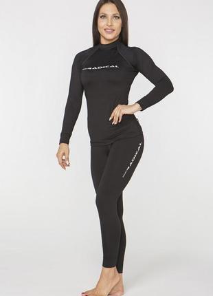 Женское спортивное лыжное термобелье radical magnum 3 в 1 (ori...