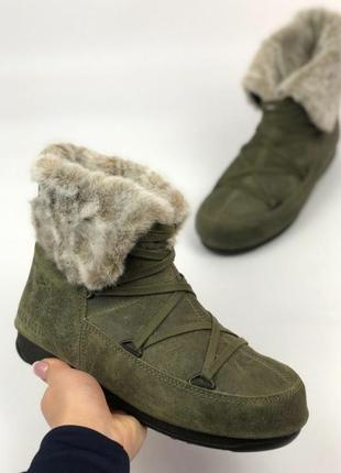 Сапоги ботинки зима луноходы снегоходы
