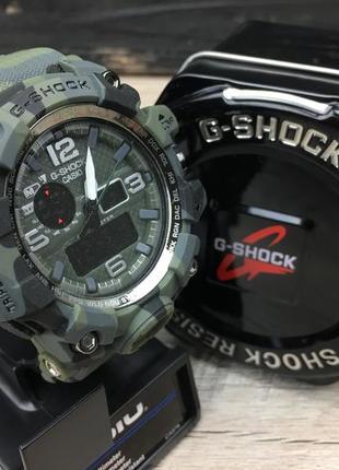 Мужские часы в стиле casio g-shock gwg-1000 militari чоловічий...