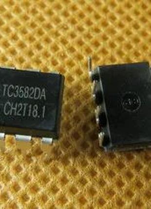 TC3582BB TC3582B MT3582DA HT3582DA HT3582D DIP-8 микросхема
