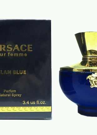 Versace Dylan Blue pour femme edp 100ml женский парфюм