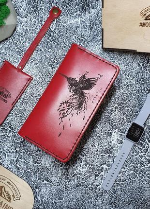 Женчкое кожаное портмоне,женский кошелек кожа,жіночий гаманець...