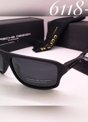 Мужские солнцезащитные очки  с поляризацией окуляри сонцезахисні