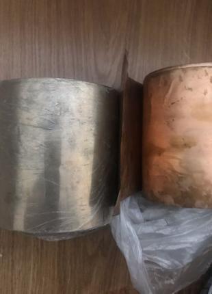 Фольга бронзова БрКН1-3 0,05мм*100мм,фольга бронзова БРБ-2