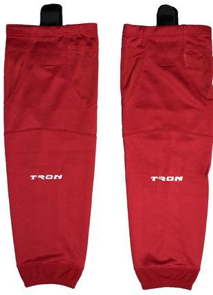 Хокейні гамаши TronX Red