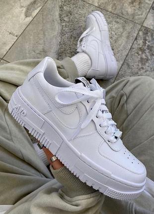 Новинка Женские Кроссовки Nike Air Force Pixel