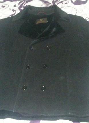 Драповое (короткое) пальто