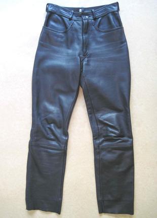 Штаны IXS кожаные, pазмер 40