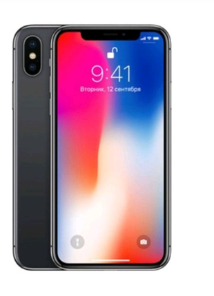Iphone X 64-256 neverlock USA