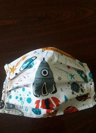 Маска маски  космос