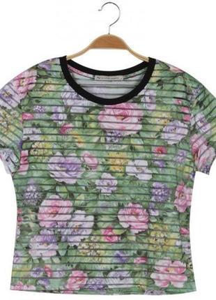 Женская футболка glo-story