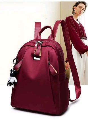 Жіноча сумка - рюкзак HiFlash Червона