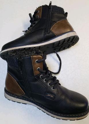 Ботинки Tom Tailor (Germany)
