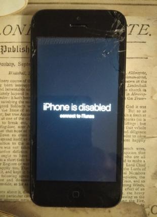 Apple iPhone 5 32GB A1429 оригинал