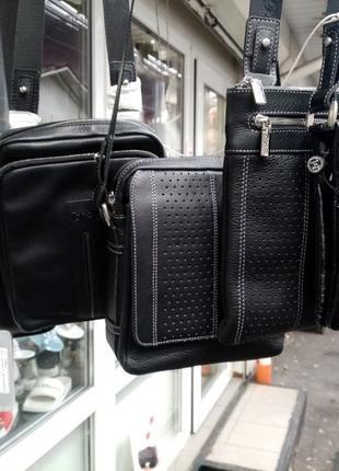 Мужские сумки кожаные