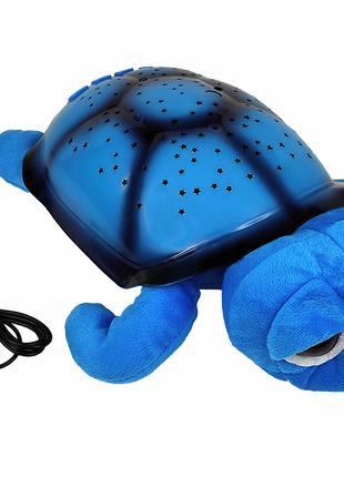 Ночник звездное небо черепаха 6854