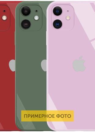 "TPU+Glass чехол GLOSSY Logo (opp) для Apple iPhone X / XS (5.8"")"