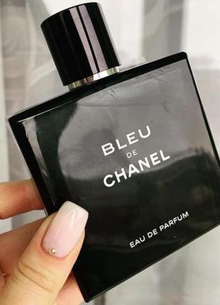 Chanel bleu de chanel,100 мл,парфюмированная вода, оригинал