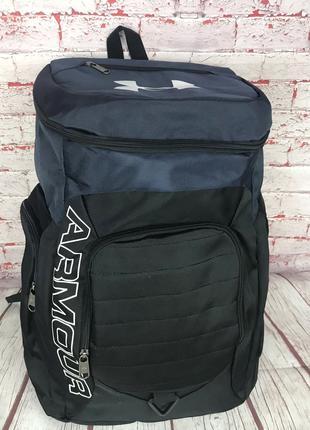 Мужской рюкзак Under Armour. Спортивный дорожный рюкзак.РК20-2