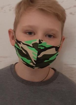 Защитная маска, милитари