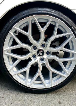 Нові диски R17 5x112 VW Passat B6 B7 B8 CC Golf Arteon Audi A4...