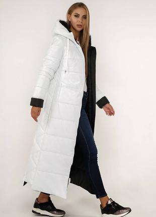 Пуховик -Пальто.Зима