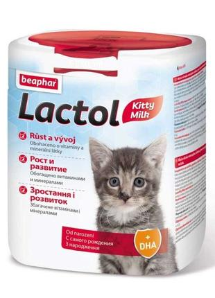 Молоко Для Котят Lactol Beaphar. Сухое молоко для кормления котят