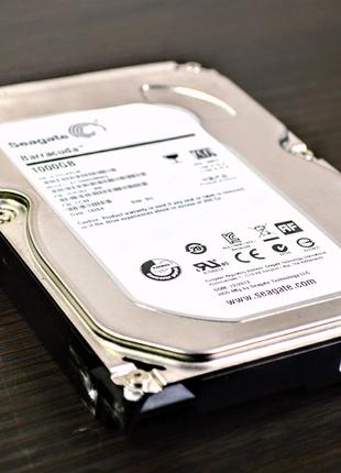 Жёсткий диск Seagate HDD 1Tb 7200rpm