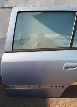 Дверь задняя левая Opel Astra G Caravan ,универсал.