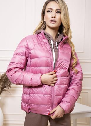 Куртка женская пуховая весна (L, XL, XXL)