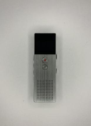 Цифровой диктофон Benjie C6, 16 Гб с функцией MP3 плеера/цифровий