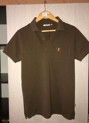 Мужская футболка, поло Fjallraven