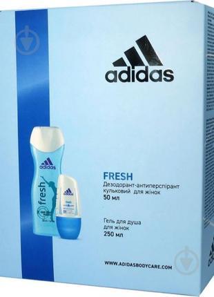Подарочный набор для женщин Adidas 2020 Fresh...  Подробнее на ep