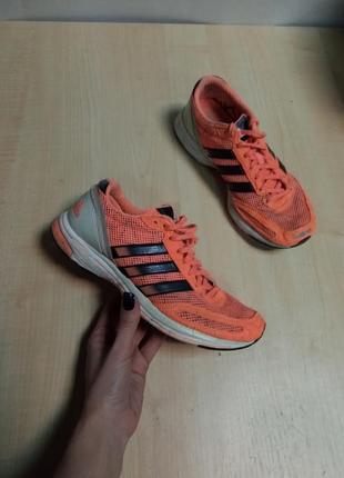 Бігові кросівки adidas adizero adios 2 (d65754) оригінал