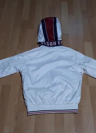 Крутейшая куртка-ветровка для подростка фирмы nickelson