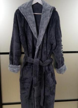 Мужской махровый халат,в наличии размеры и расцветки